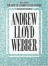 The Best of Andrew Lloyd Webber [Easy Piano]-ExLibrary
