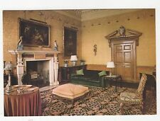 The Yellow Drawing Room Leeds Castle Maidstone Postcard 355a