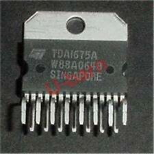 ST ZIP-15,VERTICAL DEFLECTION CIRCUIT, TDA1675A
