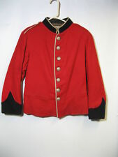Original Victorian Royal Volunteers Tunic Altered