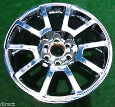 2015 2016 New OEM Factory GM GMC Yukon Sierra DENALI Chrome 20 in RTL WHEEL 5644