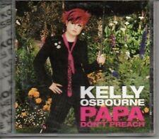 (AK734) Kelly Osbourne, Papa Don't Preach - DJ CD