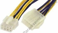 Lot10 1ft LONG EPS12V 8pin Server Power Supply Extension Male~Female Cable/Cord