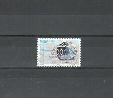 FRANCIA 2001 CAT. 3357 - IL NUOVO MILLENNIO  - MAZZETTA DA 10 - VEDI FOTO