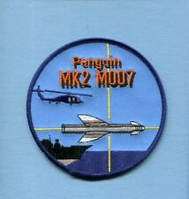 AGM-119 PENGUIN MK2 MOD7 Missile US NAVY Helicopter Squadron Weapons Patch