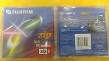 Fuji Film 8-Pack 100MB Zip Disk with ATOMM Technology