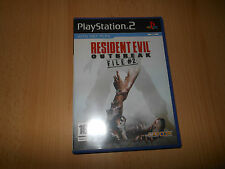 Resident Evil Outbreak File  2 PS2 FREE UK POST