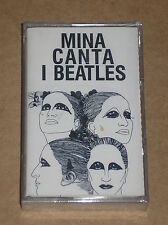 MINA CANTA I BEATLES - MUSICASSETTA MC SIGILLATA (SEALED)