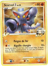 Pokémon n° 62/111 - SCORVOL niveau 53 - PV80 (8053)