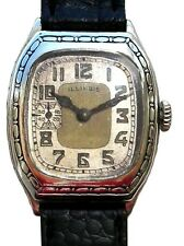 "Vintage Illinois ""Beau Brummel"" 17 Jewel Watch from 1929"
