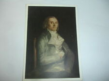 Vintage National Gallery Card no 1107 Goya 'Dr Peral'  Unused - good