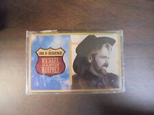 "NEW SEALED ""Michael Martin Murphey"" Land Of Enchantment   Cassette  Tape   (G)"