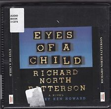 Eyes of a Child by Richard North Patterson (1994, CD, Abridged) Christopher Page