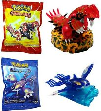 Official Pokemon Omega Ruby 1x Primal Groudon Figurine *NEW!* + Warranty!