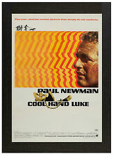 A3 Framed Poster Cool Hand Luke Paul Newman Picture