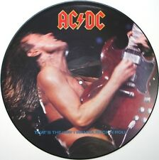 AC/DC ‎– PICTURE DISC - That's The Way I Wanna Rock N Roll  - A9098TP - Vinyl