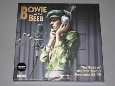 DAVID BOWIE Bowie at the Beeb BBC Radio '68-'72 180g 4LP Ltd ed Boxset