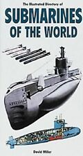 Illustrated Directory of Submarines of the World (Illustrated-ExLibrary