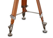 WWII Binocular- Center Tripod-Brace ONLY - for WILD,ZEISS,LEICA tripod -NICKEL