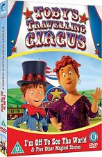 Toby's Travelling Circus - I'm Off To See The World - DVD - BRAND NEW SEALED