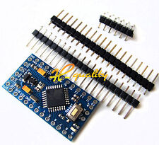 2PCS Pro Mini atmega328 5V 16M Replace ATmega128 Compatible Nano Redesign