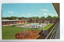 Vintage Post Card - HOLIDAY INN ANN ARBOR HOTEL - Clarion -  1960s