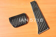 LAND ROVER RANGE ROVER L322 2002 - 2012 CARBON FIBRE SPORTS PEDALS AUTO VOGUE