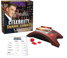 Celebrity Name Game Play At Home Game Popular TV Show Entertainment