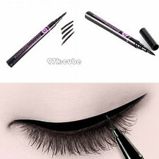 CUB Charming Hot Sale YANQINA 24H Black Waterproof Liquid Eyeliner Pen Makeup