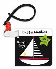 Black and White Buggy Buddies - Baby's Toys by Pan Macmillan (Board book, 2010)