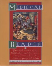 The Medieval Reader Norman F. Cantor HIstory Anthology Book