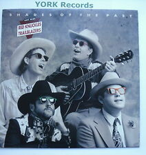 RED KNUCKLES & THE TRAILBLAZERS - Shades Of The Past - Ex LP Record Sugar Hill