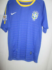 Brazil 2010-2011 Away Football Shirt Size Medium /20144