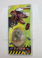 1997 Tsukuda Japan Jurassic Park Lost World Pachy Egg Carded