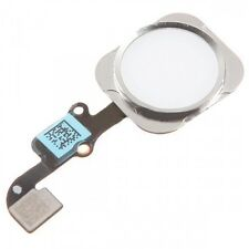 Brand New Silver Home Button With Flex Cable For iPhone 6