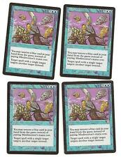 MTG 4X ** MISDIRECTION ** X4 Magic Masques VF-NM