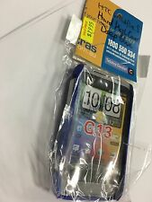 HTC Wildfire S Mesh Case Cover Blue Brand New & Sealed in the Original packaging