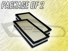 AIR FILTER AF5089 FOR 1997 1998 1999 2000 2001 2002 JEEP WRANGLER PACKAGE OF TWO