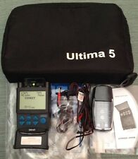 ULTIMA 5 DIGITAL TENS UNIT PAIN THERAPY KIT T.E.N.S. Set Electo Stimulus System