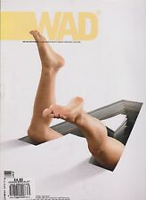 WAD (We' Ar Different) Magazine No 39 (December 2008/January+February 2009)