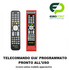 Telecomando compatibile per TV televisore o Decoder  EVERLINE già programmato