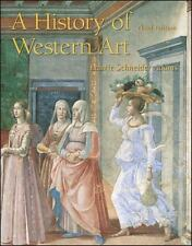 A History of Western Art by Laurie Schneider Adams Paperback 3rd Edition Book