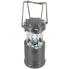Highlander Battery Powered 7 LED Collapsible Lightweight Camping Tent Lantern