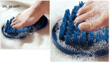 Soapy Toes Foot Scrubber, Pour Liquid On Soapy Toes Easily Scrub Foot, No Bendin