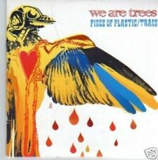 (557N) We Are Trees, Piece Of Plastic / Trace - DJ CD