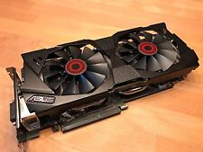 ASUS GeForce GTX 970 Strix  4GB - STRIX-GTX970-DC2OC-4GD5