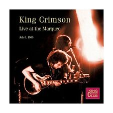 CD KING CRIMSON - LIVE AT THE MARQUEE 633367784926