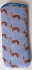 BN-GREYHOUNDS  GLASSES CASE Ideal small gift