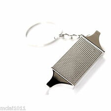 SUPERCHARGER INTERCOOLER METAL KEYCHAIN KEY CHAIN TOY GADGET