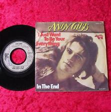"Single 7"" Andy Gibb-i just want to be your everything OTTIMO STATO!"